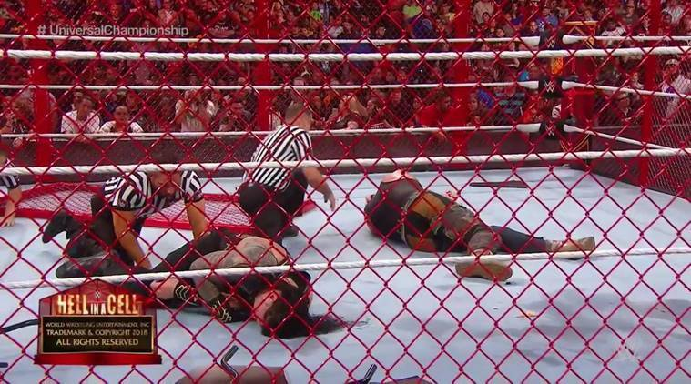 WWE Hell in a Cell 2018 Live Results Live Updates and Live Streaming