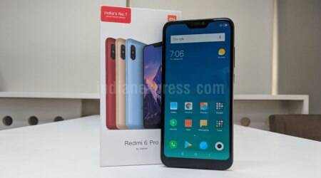 Xiaomi Redmi 6 Pro sale in India from 12pm via Amazon, Mi Store: Price, specifications