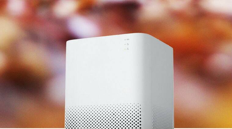 Xiaomi might launch a new Air Purifier on September 27 inIndia