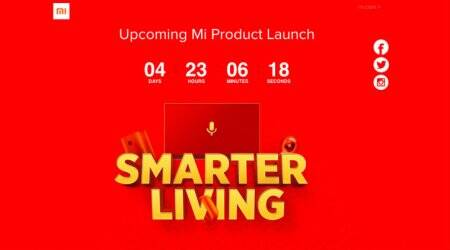 Xiaomi teaser hints at Mi Band 3, smart TVs India launch on Sept 27