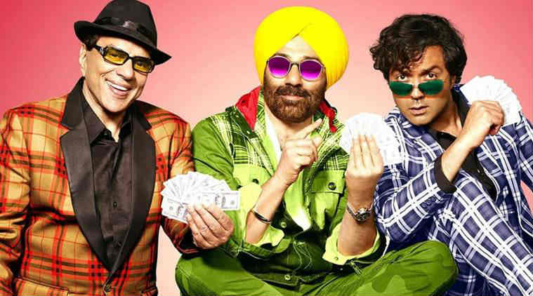 Yamla Pagla Deewana Phir Se box office collection