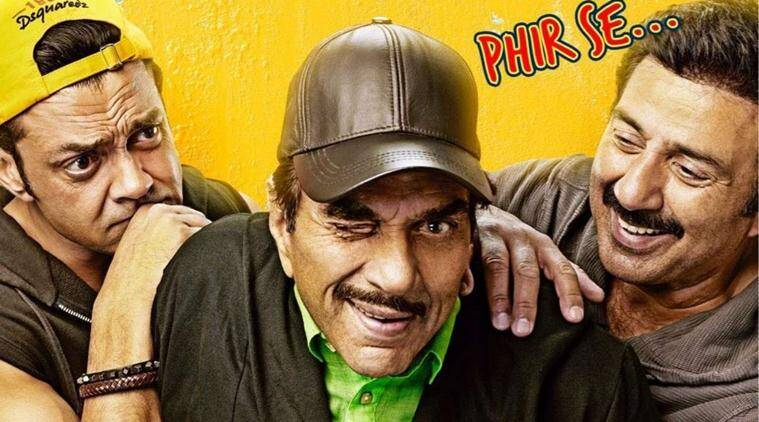 Yamla Pagla Deewana Phir Se box office collection day 2