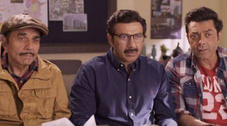 Yamla Pagla Deewana Phir Se box office collection Day 8: Dharmendra film sinks