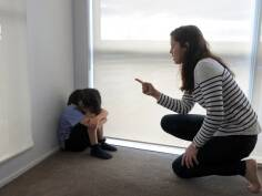 Why yelling isn't the best way to discipline yourchild