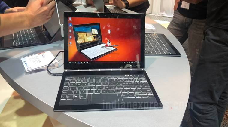 IFA 2018, best of IFA 2018, Lenovo Yoga Book C930, Sony Xperia XZ3, Sony Xperia XZ3 price in India, Sony Xperia XZ3 specifications, Samsung 85-inch QLED 8K TV, Nubia Alpha, IFA 2018 best gadgets