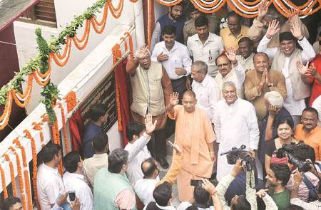 Remembering Shastri: As CM Adityanth opens museum, Congress plans rally from ex-PM's birthplace