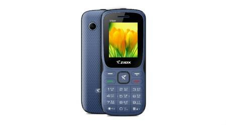Ziox Viber feature phone with auto call-recording launched in India at Rs950