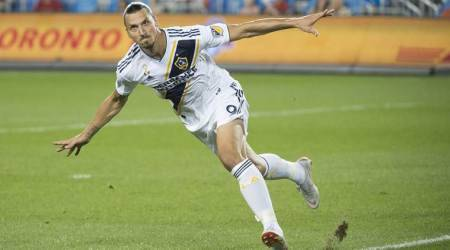 WATCH: Zlatan Ibrahimovic scores stunner to bring up 500th career goal