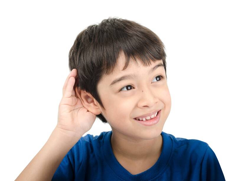 deaf kids implants
