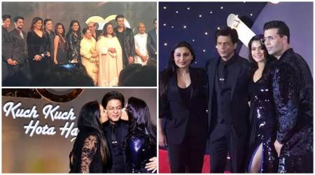 20 years of Kuch Kuch Hota Hai bash Inside photos videos