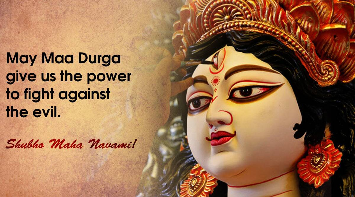 Happy Durga Navami 2018 Wishes Images Wallpaper Sms Messages