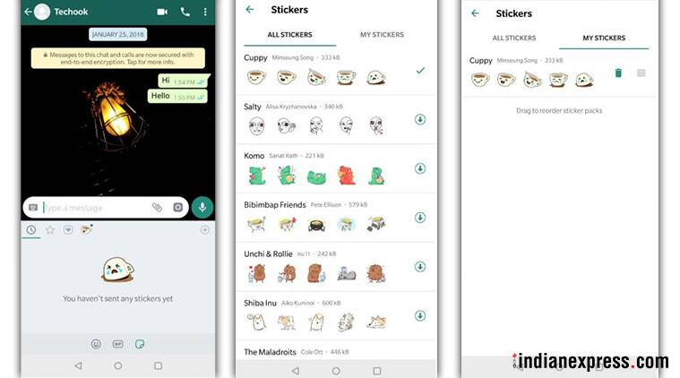 WhatsApp beta for Android, iOS operating systems get new