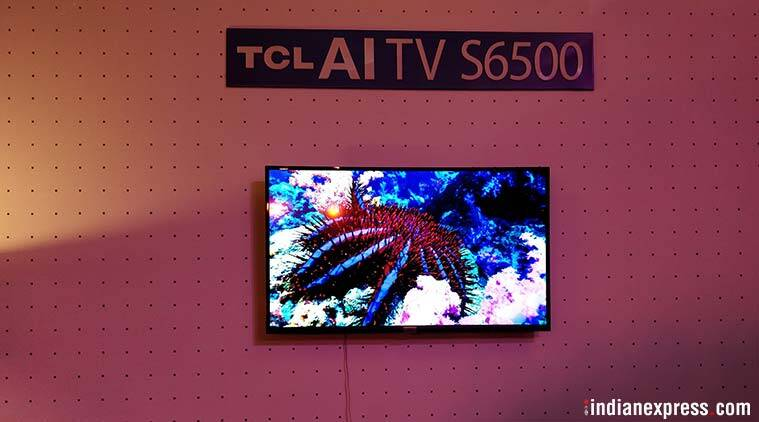 TCL, TCL QLED 65X4 TV, TCL 4K UHD QLED TV price in India, TCL S6500 AI TV price in India, TCL QLED 65X4 TV specifications, TCL QLED 65X4 TV features, TCL S6500 AI TV features, TCL S6500 AI TV specifications, TCL QLED 65X4 TV Amazon, TCL QLED 65X4 TV Amazon sale, Android Oreo, Google Assistant, Chromecast, TCL smart TV, TCL