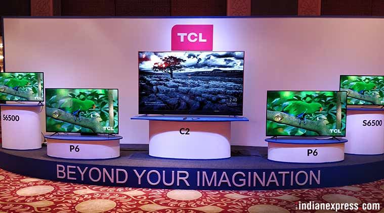 Tcl 4k Uhd Qled Full Hd Ai Tvs Launched Price In India Features