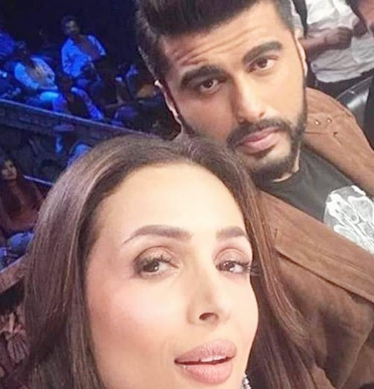 arjun kapoor and malaika arora on namaste england
