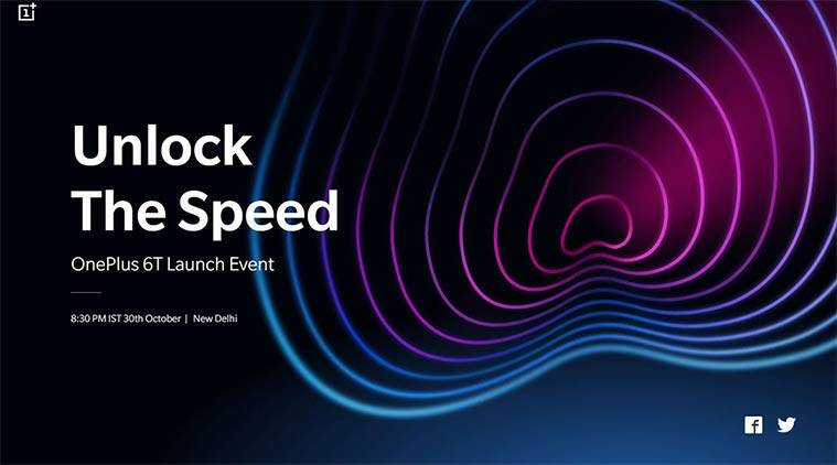 OnePlus 6T, OnePlus 6T October 30 launch, OnePlus 6T India launch, OnePlus 6T launch timing, OnePlus 6T live stream, OnePlus 6T Amazon pre order, OnePlus 6T teaser video, OnePlus 6T price, OnePlus 6T launch, OnePlus 6T release date, OnePlus 6T October launch, OnePlus 6T price in India, OnePlus 6T specifications, OnePlus 6T features, OnePlus