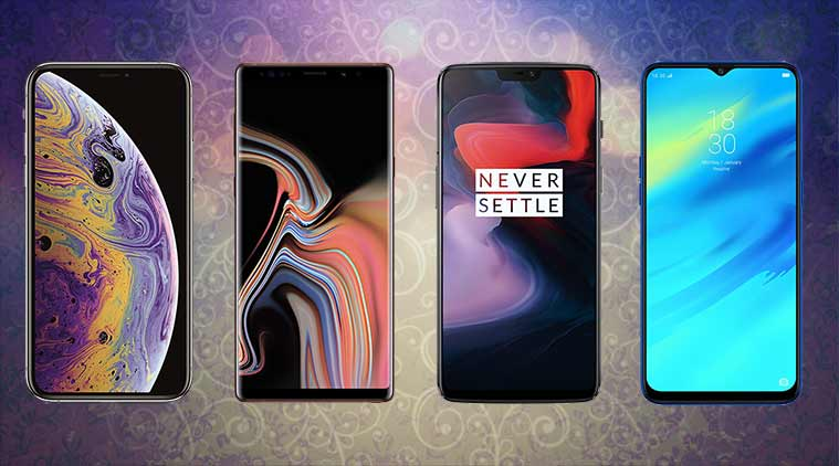Best smartphones to buy this festive season: From Apple iPhone XS, Samsung Galaxy Note 9, OnePlus 6 to Realme 2Pro