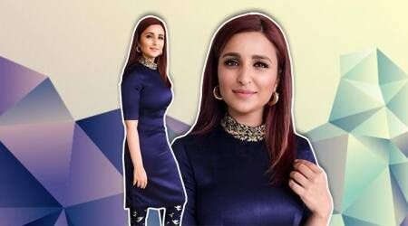 Namaste England promotion: Parineeti Chopra misses the mark in this Raw Mango outfit