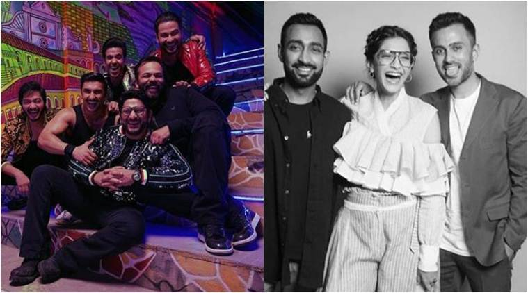 ranveer singh on simmba sets, sonam kapoor social media posts, priyanka chopra photos