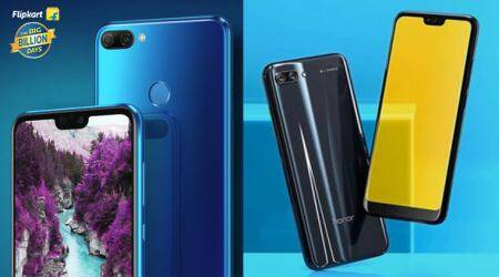 Flipkart, Flipkart Big Billion Days sale, Flipkart Honor offers, Honor 9N offers, Honor 9 Lite discount, Honor 10 discount, Honor 7A