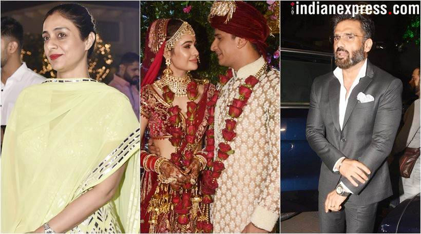 Prince Narula Yuvika Choudhary wedding