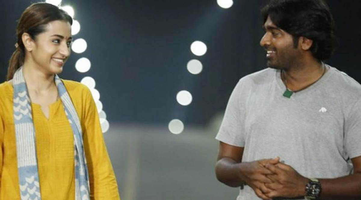 96 Movie Review Vijay Sethupathi And Trisha Shine In Exquisite Love Story Entertainment News The Indian Express