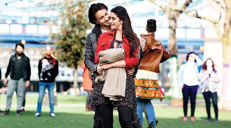 Loveyatri box office collection Day 2: