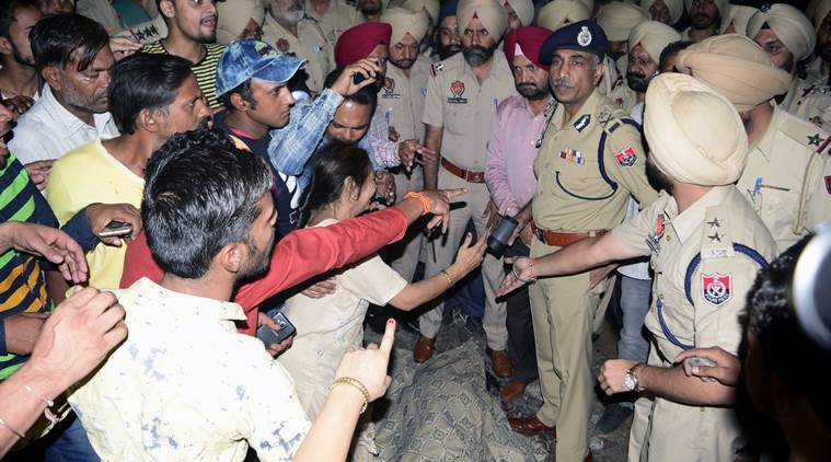 Two trains mow down over 60 of Dussehra crowd in Amritsar
