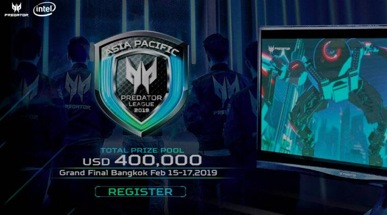 Acer, Acer e-sports, DOTA 2, PUBG, Acer Predator League 2019, Acer Predator League 2019 PUBG, Acer Predator League 2019 DOTA 2, gaming competitions, video games
