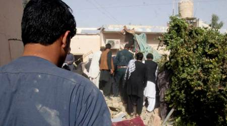 Afghanistan: Suicide bomber kills eight at election rally, includingcandidate