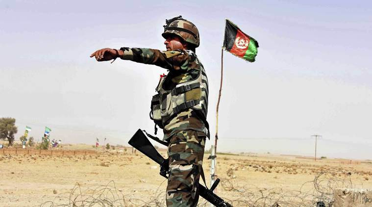 Afghanistan, Taliban, Taliban attacks, Afghan army, World news, Indian express, latest news