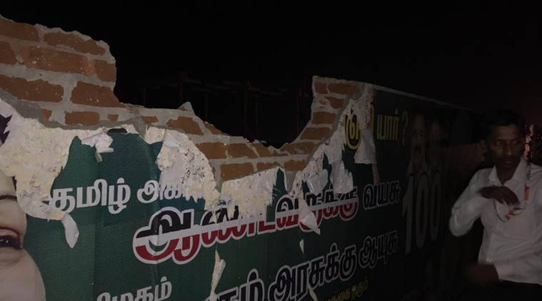Air India Express plane flew to Mumbai after hitting Trichy airport wall, unaware pilots de-rostered for probe