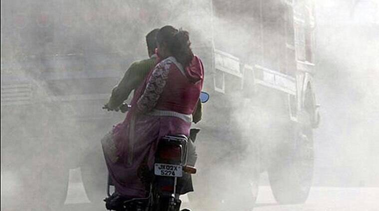 India pollution, air pollution, delhi pollution, Harsh Vardhan, air pollution level, National Clean Air Programme, Environment ministry, Indian express