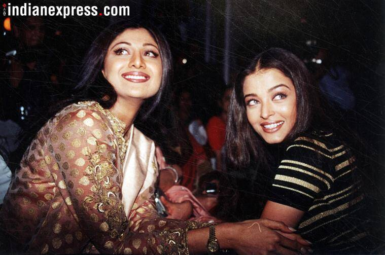 aishwarya rai, shilpa shetty photos