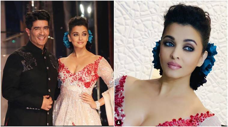 Aishwarya Rai Bachchan walks the ramp for Manish Malhotra and we can't take our eyes off