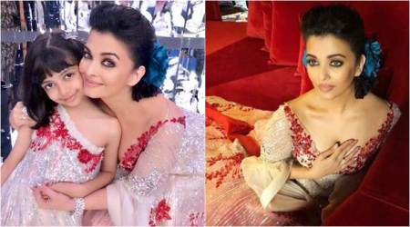 Aishwarya Rai Bachchan showers love on daughter Aaradhya in new set of photos