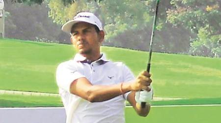 Kensville Open 2018: Chandigarh golfer Akshay Sharma in lead after Round 3
