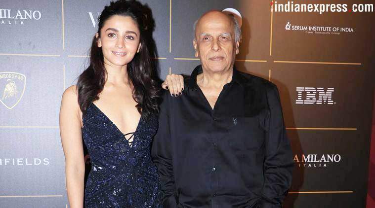 Alia Bhatt with Mahesh Bhatt to work on Sadak 2
