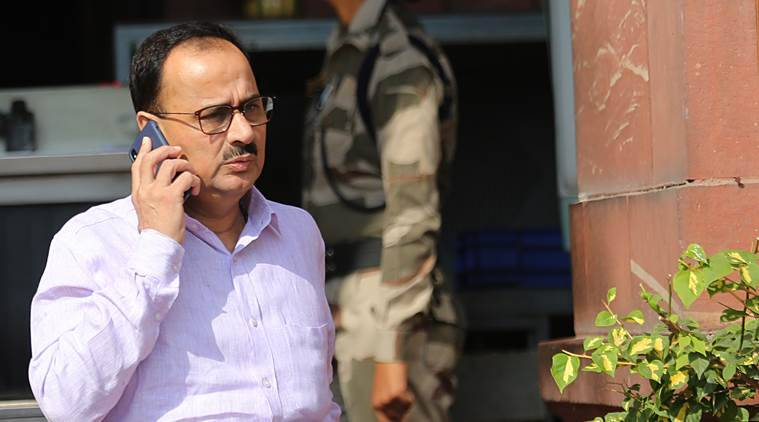 Seven key files on Director Alok Verma's table when he was asked to go