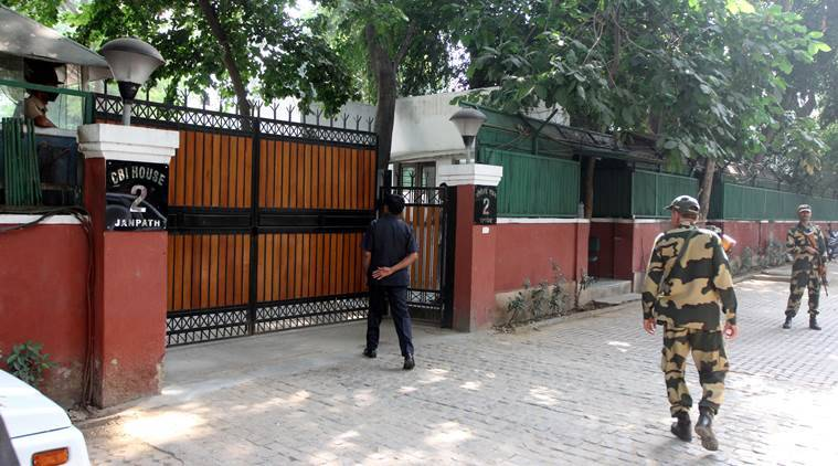 After Alok Verma is sent on leave, officers who worked with him are shunted out