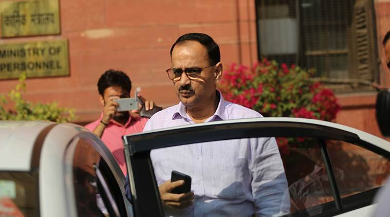 CBI director Alok Verma appears before CVC, counters corruption charges levelled by Asthana