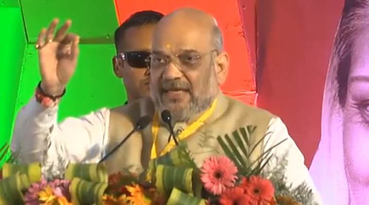 Amit Shah in MP: PM Modi ensured triple talaq has no place in country