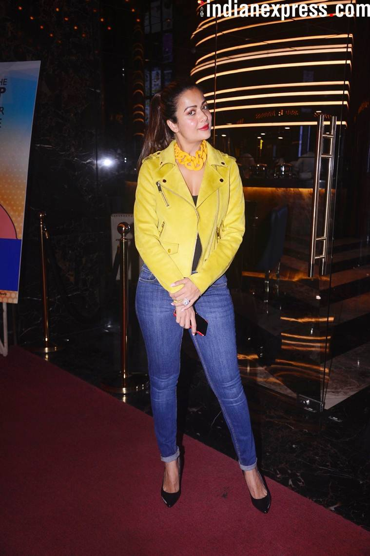 amrita arora at loveyatri screening