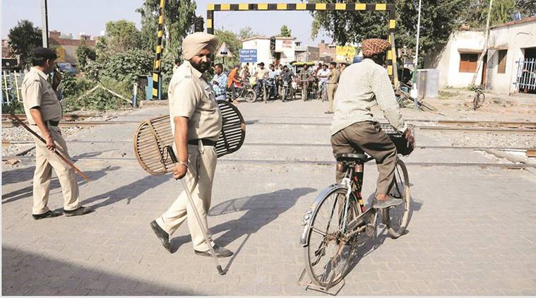 Amritsar train accident: 'At a busy crossing, gateman cannot look beyond the gates'