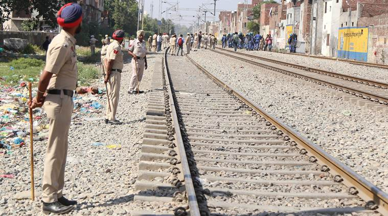 Amritsar train accident, Amritsar train tragedy, Amritsar train accident probe, SIT investigating Amritsar train tragedy, DMU driver, Navjot Singh Sidhu, Amarinder Singh, Indian Express