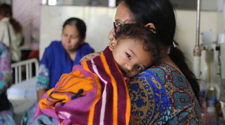 Amritsar train tragedy: Found on railway tracks, 10-month old baby united with mother after 3 days