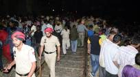 Amritsar accident: Speeding trains got no caution,Railways says no one told us about event