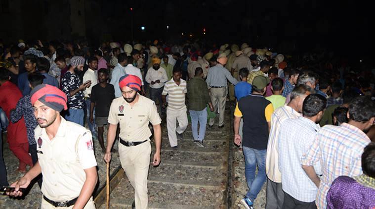 Amritsar train accident: Speeding trains got no caution, Railways says no one told us about the event