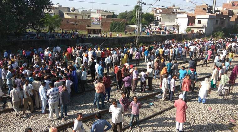 Railways refused to probe Amritsar mishap, now orders inquiry