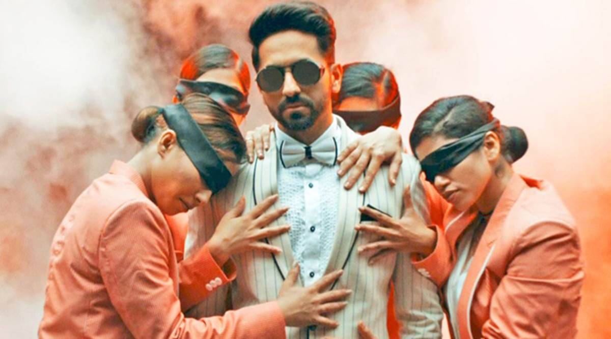 Andhadhun Movie Review The Sriram Raghavan Film Is Racy Pacy And Appropriately Pulpy Entertainment News The Indian Express